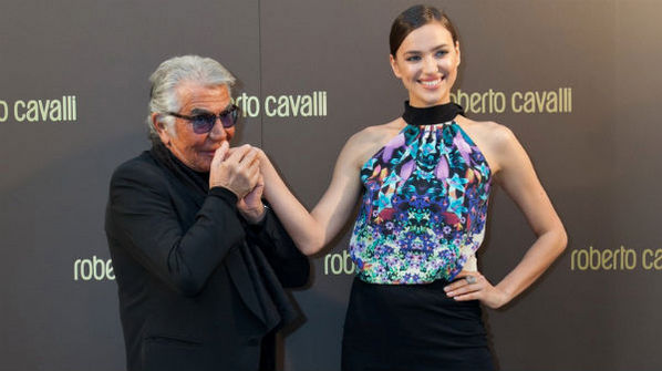 Un nou brand de lux in The Grand Avenue: Cavalli a inaugurat Roberto Cavalli Boutique