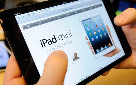 iPad mini, the new gadget in my town!