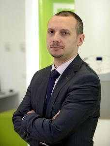 Catalin Draguleanu, Country Sales and Operations Manager