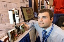 Intel® International Science and Engineering Fair® (Intel ISEF) 2013