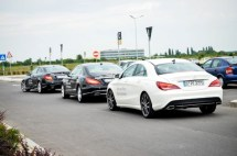 Mercedes-Benz Roadshow - test-drive onroad 3