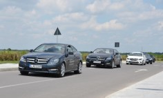 Mercedes-Benz Roadshow - test-drive onroad 4