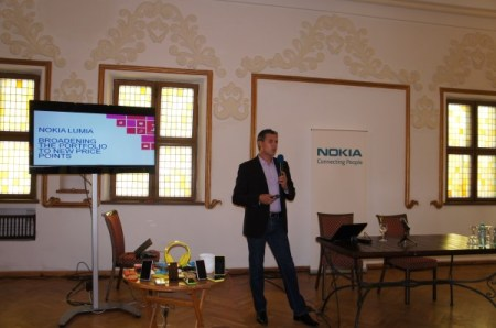 Rossen Petkov, general manager Nokia Romania