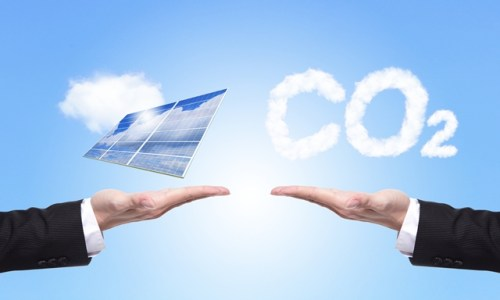 http://www.dreamstime.com/stock-image-choice-solar-panel-co2-image28563041