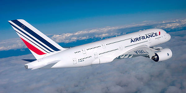 Travel Trends: Air France, investiții de 500 milioane de euro