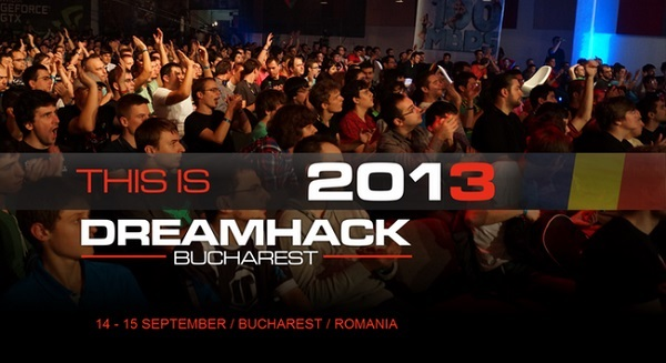 dreamhackbucharest2013
