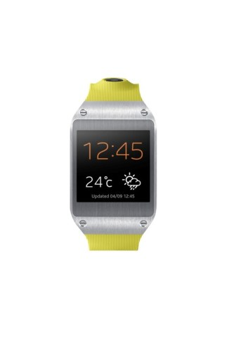 Galaxy Gear_001_Front_Lime Green (Small)