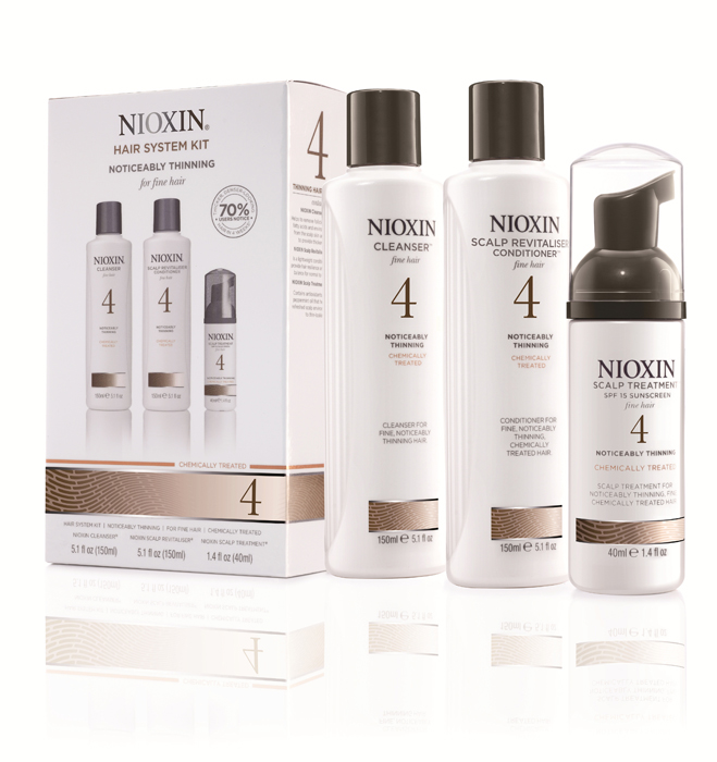 NIOXIN SYS4 Kit_150+150+40ml B - 121 ron