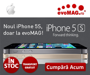 iPhone 5S la evoMAG