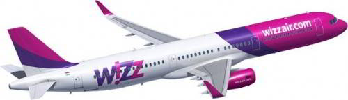 Wizz Air, contract de leasing pentru 6 aeronave