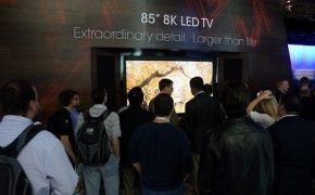 85-inch class 8K LED TV