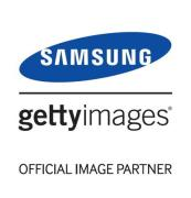 Samsung and Getty Images_Official Image Patner LOGO_b