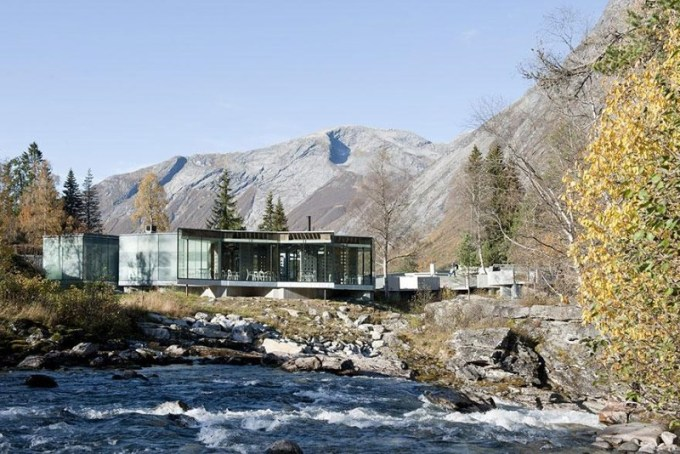 22. Juvet Landscape Resort, Norway2