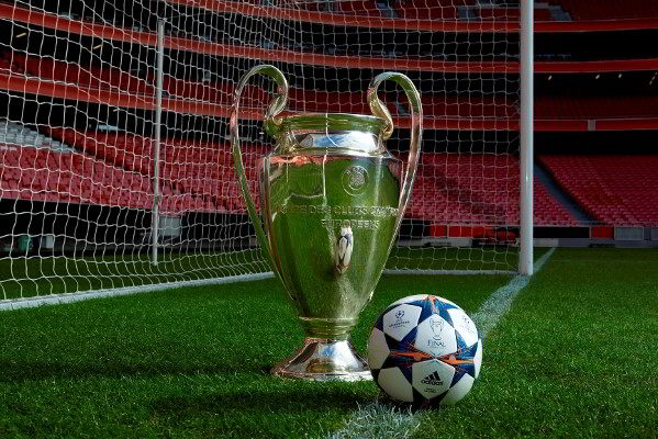 UCL TROPHY AND OMB