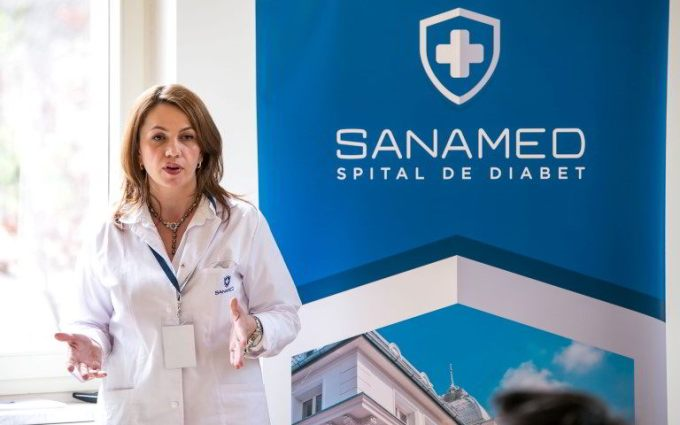 Advanced Health Event- Dr. Ileana Stamate - Sanamed Hospital