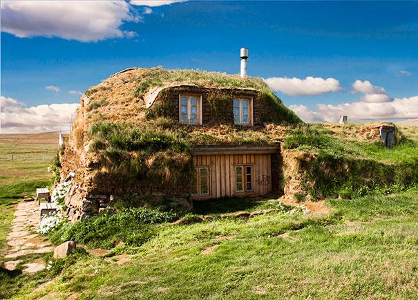 Traditional House, Iceland