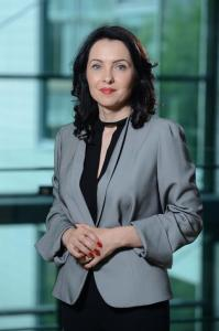 Catalina Dodu, Country  Manager Atos IT Solutions and Services Romania