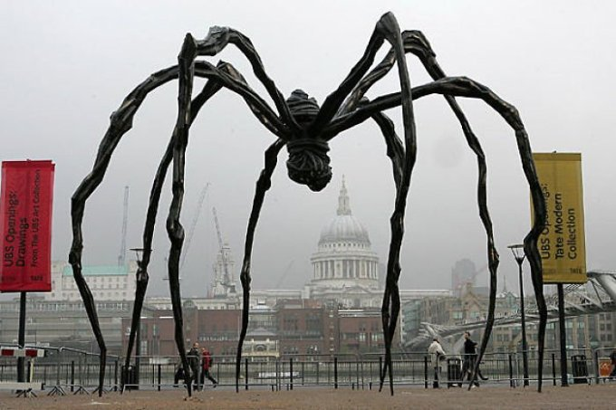 Spider - Tate Modern London