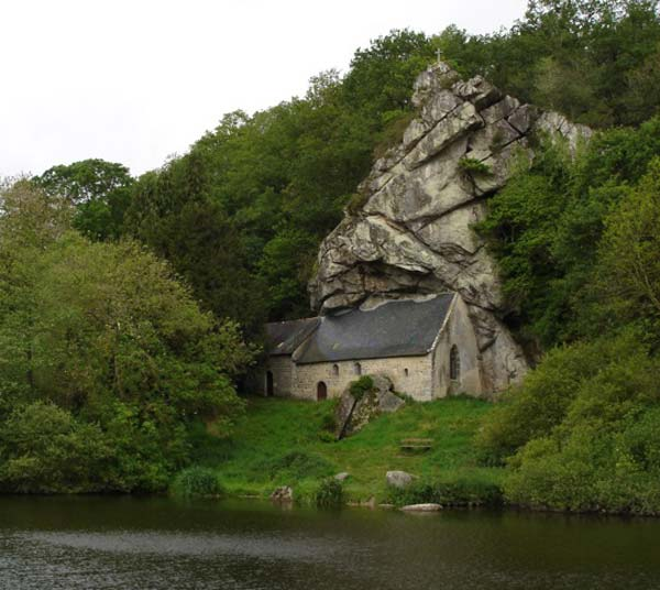 Chapel of St. Gildas (Brittany, France)