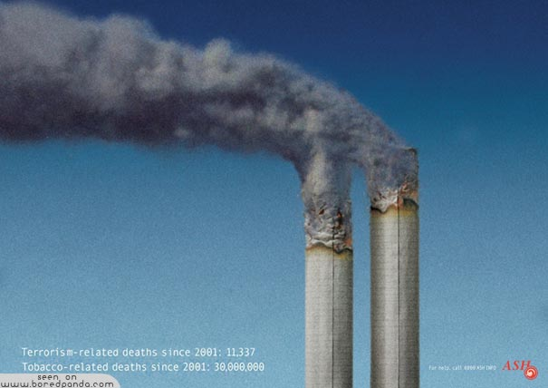 Clever-and-Creative-Antismoking-ads-911