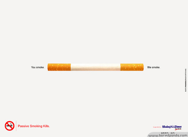 Clever-and-Creative-Antismoking-ads-yousmoke-we