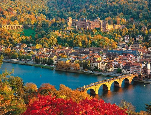 Heidelberg Castle, Germania