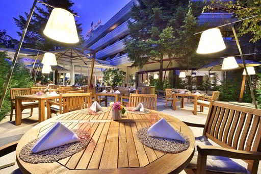 Terasa Citronelle - Crowne Plaza Bucharest