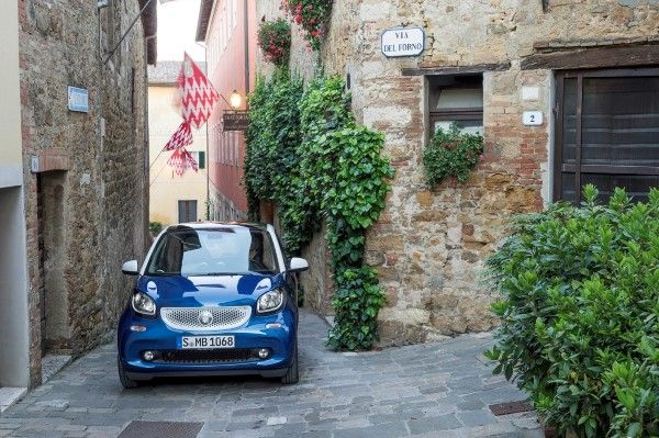smart fortwo 4 (Roma)