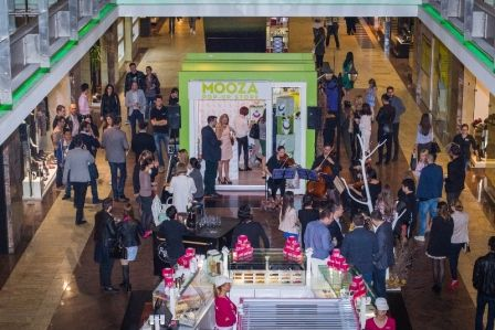 Deschidere Mooza Pop-Up Store