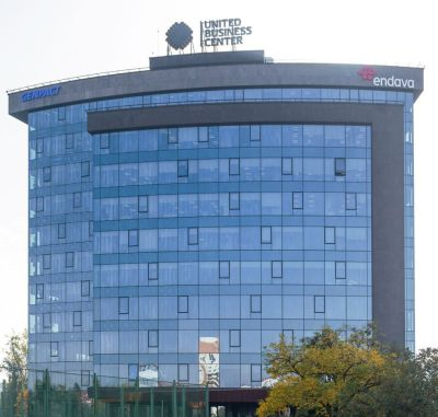 Endava_United_Business_Center_Tower