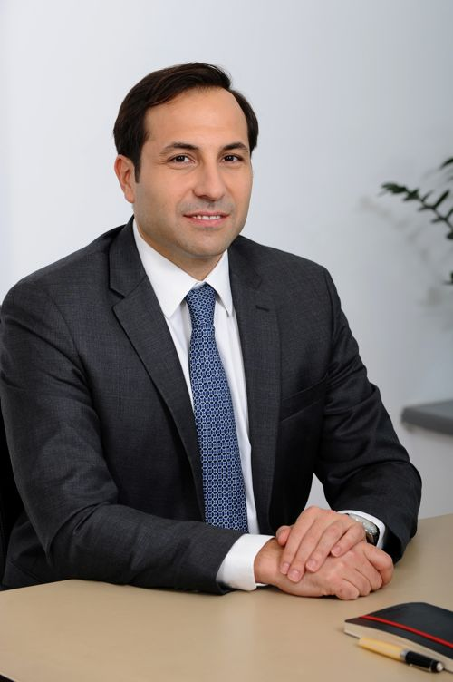 Hasan Ali Yardimci, Director General Arctic