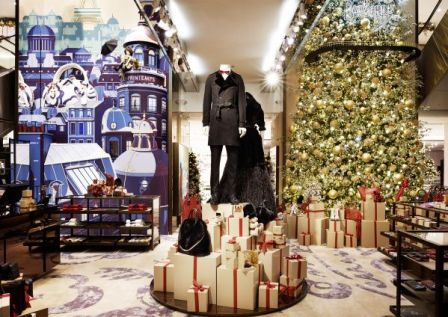 _The Magical Christmas Journey by Burberry_ - Atriu_007