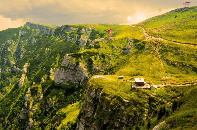 Bucegi Mountains2