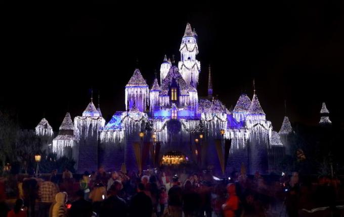 1. Disneyland, Anaheim, California
