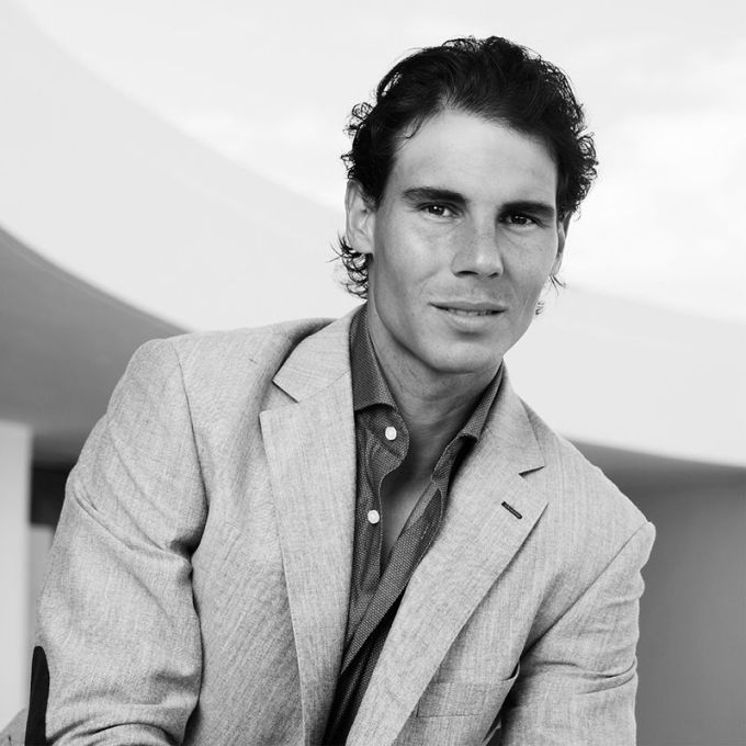 Rafael Nadal, Global TH Brand Ambassador Photo Credit: Clive Brunskill
