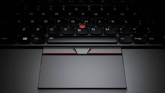 ThinkPad_X1_Carbon_Touch Track Pad