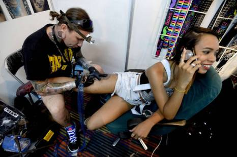 Venezuela Tattoo Expo (13)