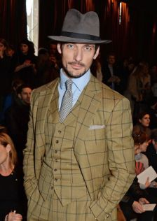 david gandy at the burberry prorsum autumn_winter 2015 sho_002