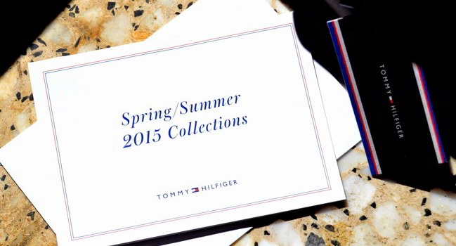 Tommy Hilfiger Spring/Summer 2015: colorat, cool, laidback şi autentic Americana