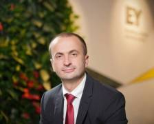 Bogdan Ion, Country Managing Partner, EY Romania.