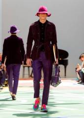 Burberry Prorsum Menswear Spring Summer 2015 Collection - Look 4