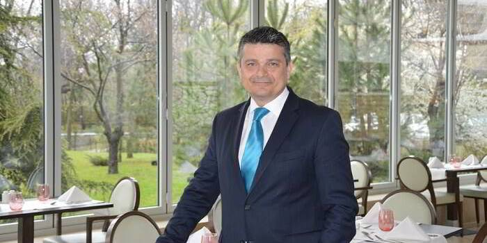 Angelo Zuccala este noul General Manager al hotelului Crowne Plaza Bucharest