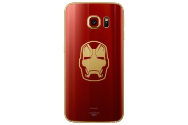 Galaxy S6 edge Iron Man Limited Edition_2
