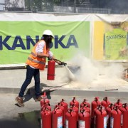 Skanska Safety Week, la cea de-a treia editie in Romania
