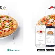 New Trends: hipMenu, parteneriat cu Pizza Hut Delivery