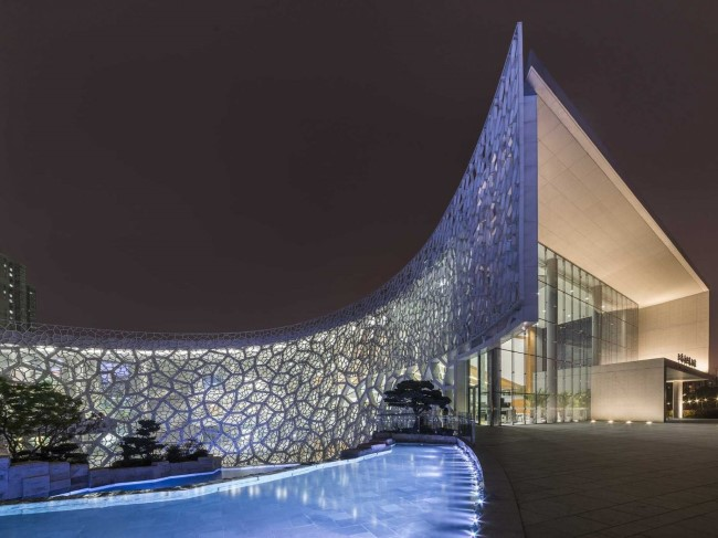 Shanghai Natural History Museum by Perkins + Will (Shanghai, China)
