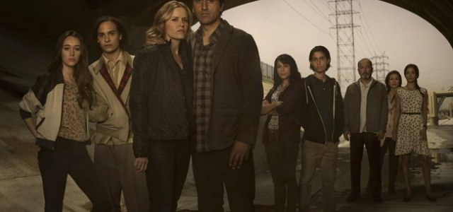 Se apropie virusul Fear The Walking Dead