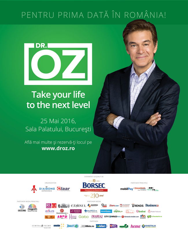 Afis event Dr Oz