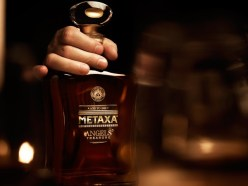 METAXA ANGELS' Treasure - Metaxa Master Costas Raptis & The Decanter