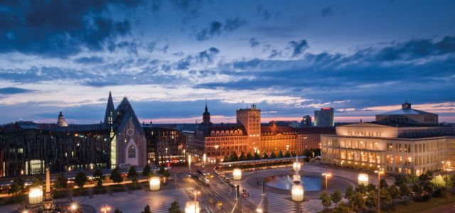 Travel Trends: Leipzig is …
